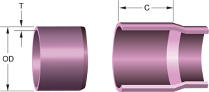 Pipe Diagram – Solvent Weld Purple
