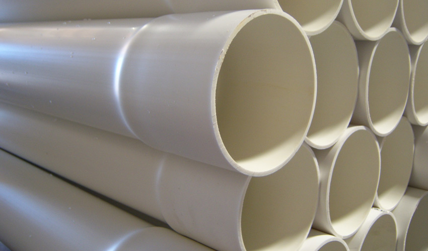 Pacific Plastics Inc. » Sewer SDR35 White Solvent Weld